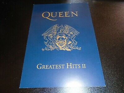 Greatest Hits II Phone Card - Queen Freddie Mercury