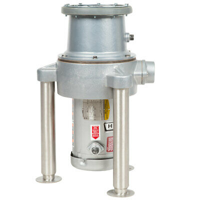 Hobart FD4/150-1 Commercial Garbage Disposer with Adjustable Flanged Feet