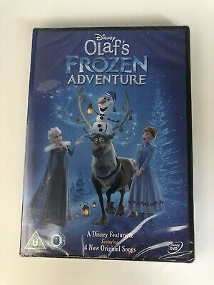 Olaf's Frozen Adventure [DVD]