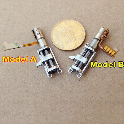 4MM 2-Phase 4-Wire Planetary Gear Stepper Motor Mini Full Metal Gearbox & Slider