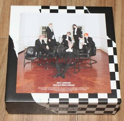 Nct Dream We Boom 3Rd Mini Album K-Pop Kihno + Photocard New
