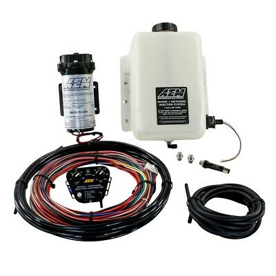 Aem V2 Water Meth Methanol Injection Kit 30-3300
