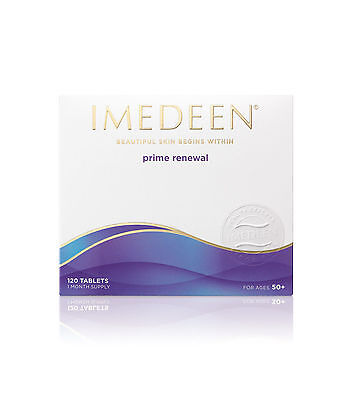 IMEDEEN Prime Renewal Skincare 120 Tablets1 Month Supply SEALED