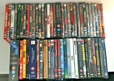 The Best Horror DVD Bundle Collection on Ebay! * 69 Scary movies*. Take a look!