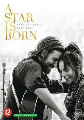DVD *** A STAR IS BORN *** avec Bradley Cooper, Lady Gaga ( Neuf sous blister )