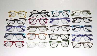 Rayban Authentic Eyeglasses 20 Pairs Lot Brand New Sale Lot 79