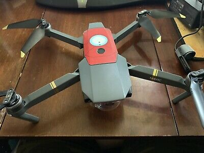DJI MAVIC PRO Collapsible Quadcopter Drone with accessories