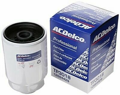 New Ac Delco Diesel Fuel Filter Tp3018 Tp3012 12664429 12633243 Duramax