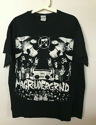Magrudergrind t-shirt size L Grindcore Phobia Carcass Converge Dropdead Siege