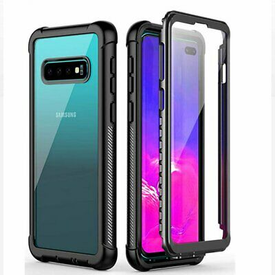 For Samsung Galaxy S10 S9 S8 Plus Full-Body Drop Proof Shockproof Case Cover