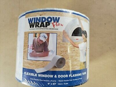 """Single 36/"""" Roll of White Aluminum Top MFM Peel and Seal Rolled Roofing 50W36"""