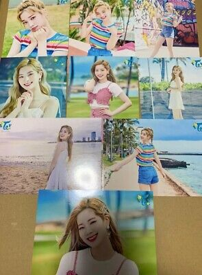 NEW TWICE Twice POP UP STORE Twaii's Shop Limited Official Photocard DAHYUN 9set