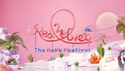 RED VELVET - The ReVe Festival Day 2 [Guide Book ver] CD+Poster+Gift+Tracking no
