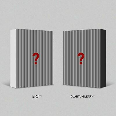X1 - Soaring : Quantum Leap CD+Postcard+AR Photocard+Folded Poster+Tracking no.