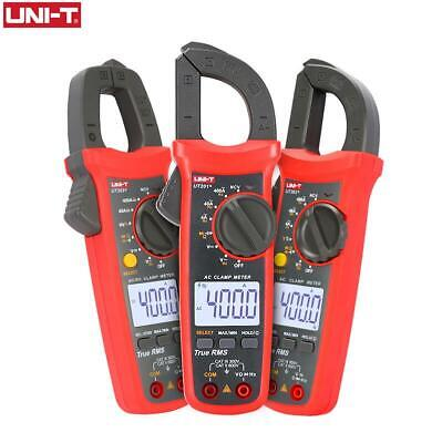 UNI-T Digital Clamp Meter UT201+ UT202+ UT203+ UT204+AC DC Current Tester