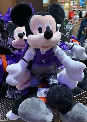 Disney Parks Exclusive Mickey Mouse as Vampire Plush Halloween 2019 New