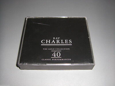 CD Charles Ray - The Gold Collection