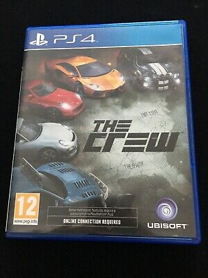 The Crew for PS4 in MINT Condition