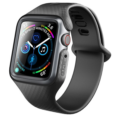 Clayco For Apple Watch Series 4/3/2/1 Band Case Protective Cover w/ Strap Bands