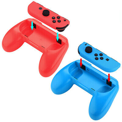 2Pack For Nintendo Switch Joy-con Gamepad Controller Joy-con Handle Kit Xmas