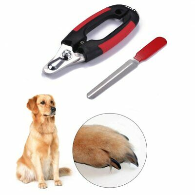 Heavy Duty Toe Clippers For Pet Dogs With Thick Nails Large Dog Toenail Trimmer