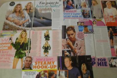SOPHIE MONK*Magazine Clippings*Love Island The Bachelorette*
