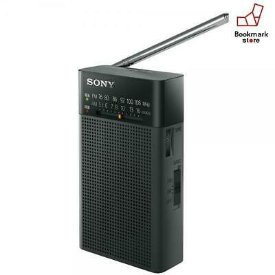 New SONY ICF-P26 Portable AM/FM Radio with Speaker F/S from Japan
