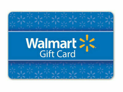 Walmart Gift Card - $43 (Fast Email Delivery)
