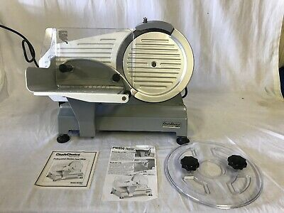 """Chef's Choice Model 667 Professional Food Deli Meat Slicer 10"""" Blade"""