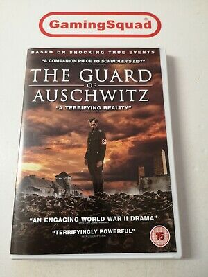 The Guard of Auschwitz DVD, Supplied by Gaming Squad