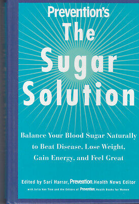 2 books - The Sugar Solution & The Flat Belly Diet