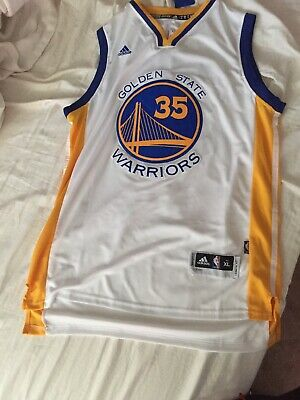 cheap for discount f1252 b6d8b KEVIN DURANT GOLDEN State Warriors Stitched Jersey Nice