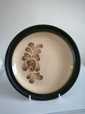 """Retro Denby Bakewell 6.75"""" Tea/Side/Bread & Butter Plate Very Good Condition"""
