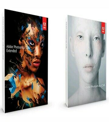 Adobe Photoshop Extended CS6 (Windows)