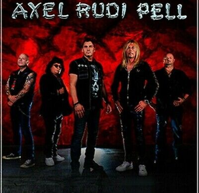 2CD Axel Rudi Pell 25 Greatest Hits Collection [2019] RARE 2CD