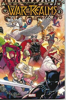 Marvel - The War of the Realms tpb - SC / NEW / FREE SHIPPING (USA)