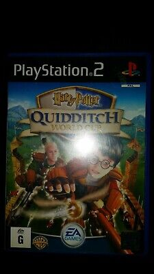 Harry Potter: Quidditch World Cup (Sony PlayStation 2, 2003)