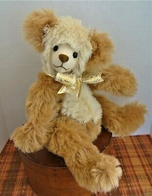 OOAK String Mohair Teddy Bear buy Award Winning Artist Jay R Hadly