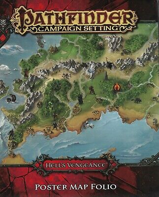 PATHFINDER - HUGE lot of Campaign Setting & Player Companion