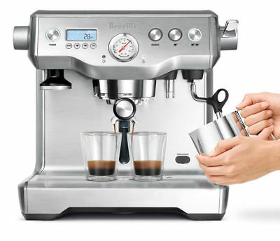 Breville BES920 11 Cups Espresso Machine - Stainless- Dinged