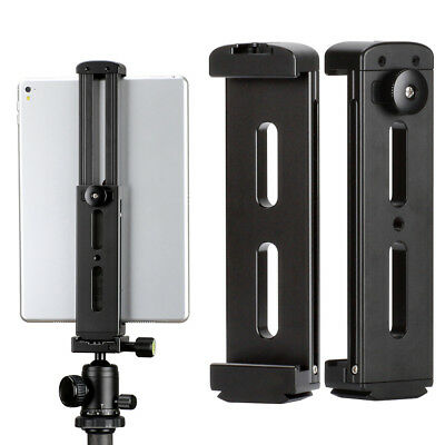 LD_ EG_ Aluminum Tablet Holder Tripod Mount Adjustable Stand for iPad Air Mini