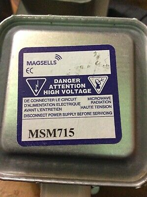 Magsells Msm715 Magnetron for Microwave