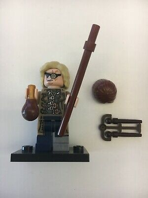 LEGO 71022 Minifigures Harry Potter and Fantastic Beasts Mad Eye Moody VGC