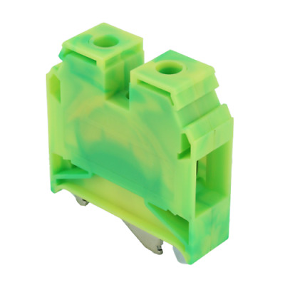 IMO Terminals Din Rail Mounted EARTH TERMINAL BLOCK 16.0/35mm ERPE35P