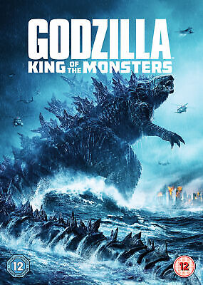 Godzilla: King of the Monsters [2019] (DVD) Kyle Chandler, Vera Farmiga