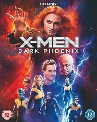 X-Men: Dark Phoenix (Blu-ray) James McAvoy, Michael Fassbender