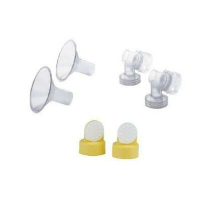 Medela Breast Shields, Connectors, Valves and Membranes (27mm Shields)