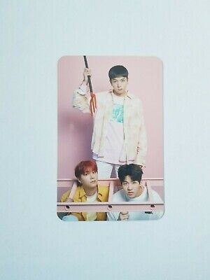 K-Pop Day6 World Tour 'Gravity' Official Limited Sungjin Youngk Dowoon Photocard