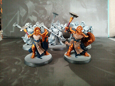 Warhammer Stormcast Eternals Army (7 units) Age of Sigmar  Soul Wars