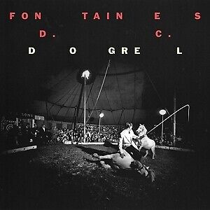 Dogrel - FONTAINES D.C. [CD]